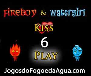 Jogos de Agua e Fogo 6de Beijar