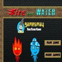 Jogos de Água e Fogo 8 no fliv