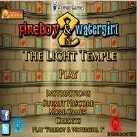 Água e Fogo 2 no Templo da Luz