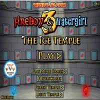 Agua e Fogo 3 no Templo de Gelo