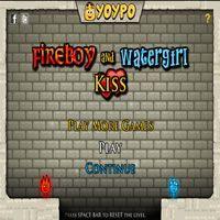 Jogo Água e Fogo 6 de Beijar - Kiss