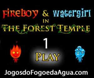 Jogos Friv Fogo e Agua 1